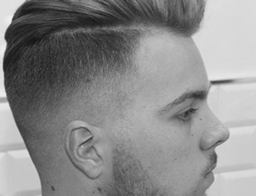 Men's Short Haircut