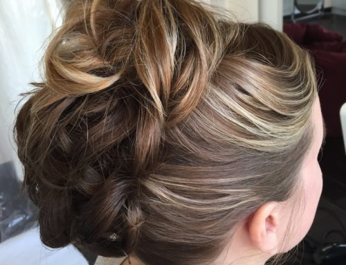 Updos By Owner and Master Stylist Liz Pierro